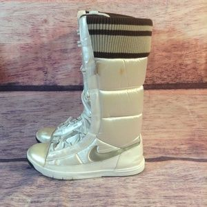 Nike 207 Winter White Women Knee High